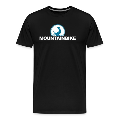 Mountainbike Break T-Shirt - Männer Premium T-Shirt