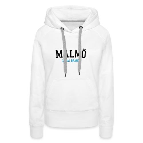 Malmö LB Hood - Premiumluvtröja dam