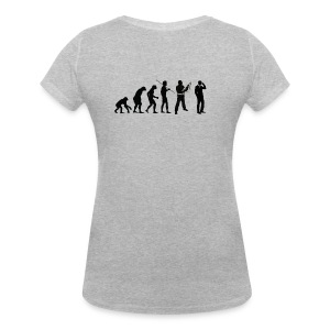 TamantaStrada - T-shirt bio col V Stanley & Stella Femme