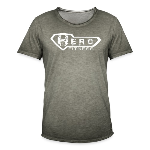 Heroes - HERR 2 - Vintage-T-shirt herr