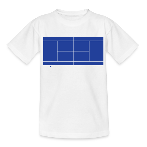 Tennis - Ado - T-shirt Ado