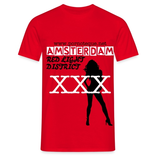 Amsterdam - Tshirt - Men's T-Shirt