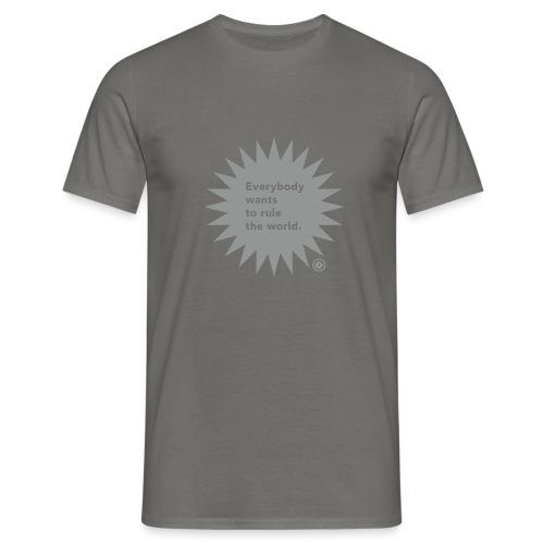 Everybody - Mannen T-shirt