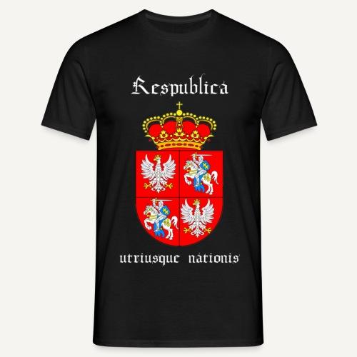 Respublika - Eques - Koszulka męska