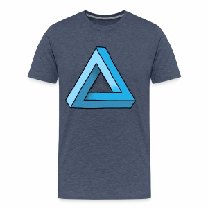 Triangular - Männer Premium T-Shirt