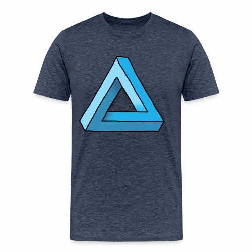 Triangular - Männer Premium T-Shirt