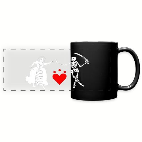 Mug Jacquotte Delahaye Flag - Mug panoramique uni