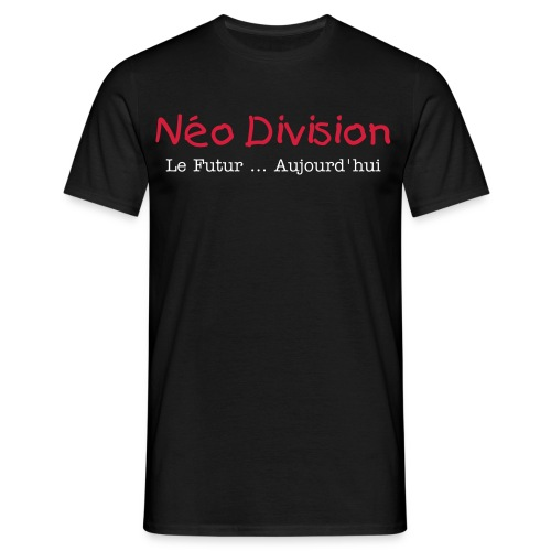 T Shirt Neo Division - T-shirt Homme