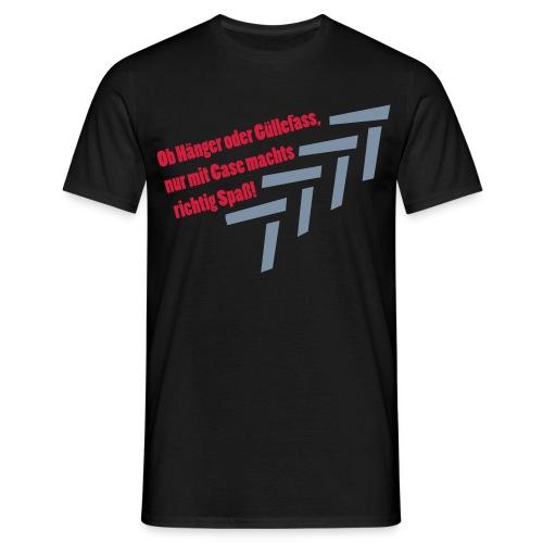 Case - T-Shirt - freie Farbwahl! - Männer T-Shirt