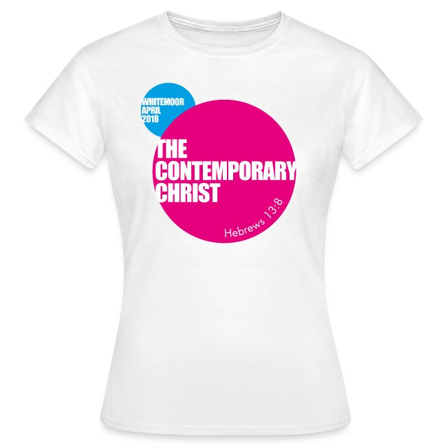 Project 242 Contemporary Christ Ladies T-shirt