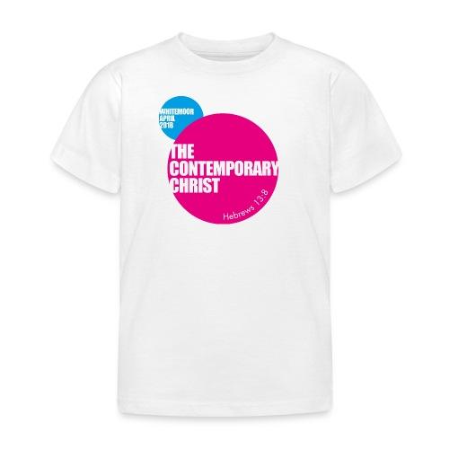 Project 242 Contemporary Christ Kids T-shirt - Kids' T-Shirt