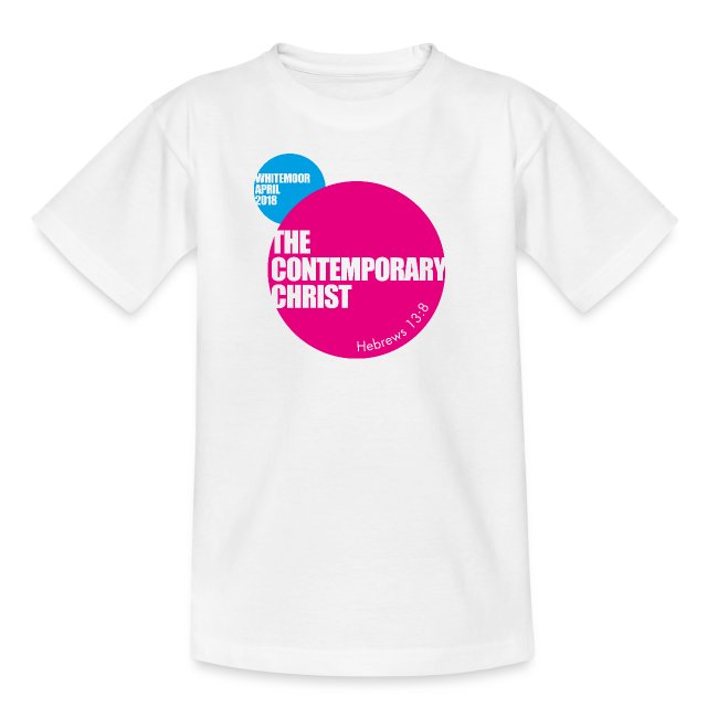 Project 242 Contemporary Christ Kids T-shirt