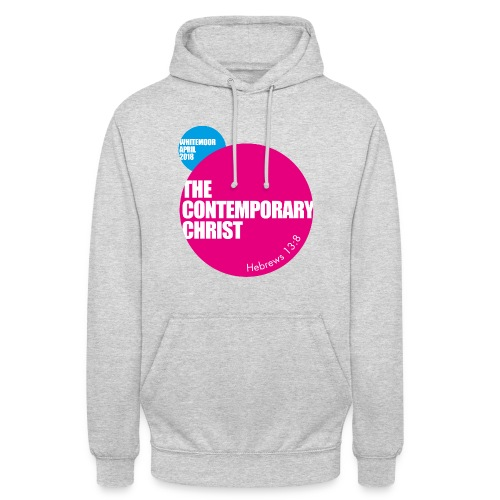 Project 242 Contemporary Christ Hoodie - Unisex Hoodie