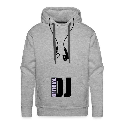 Perfect dor DJ's - Men's Premium Hoodie