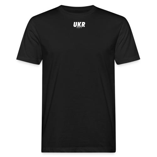 Classique UKR PARIS Black - T-shirt bio Homme