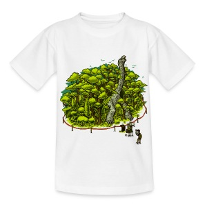 Peachbeach Riesenschildkröte - Teenager T-Shirt