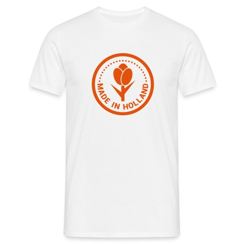 Made in Holland Shirt - Mannen T-shirt