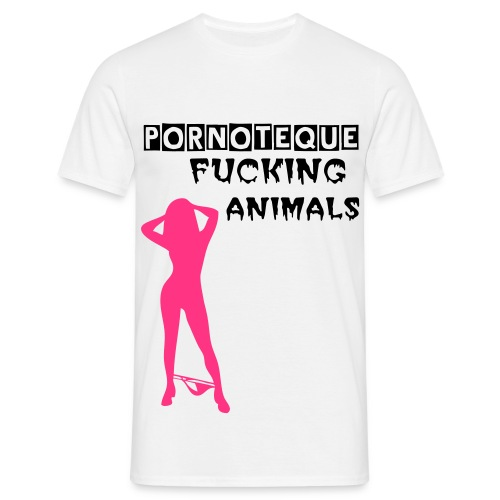 fUCKING aNIMALS - tSHIRT - Men's T-Shirt