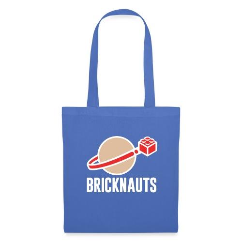 Borsa shopping Bricknauts in stoffa - Borsa di stoffa