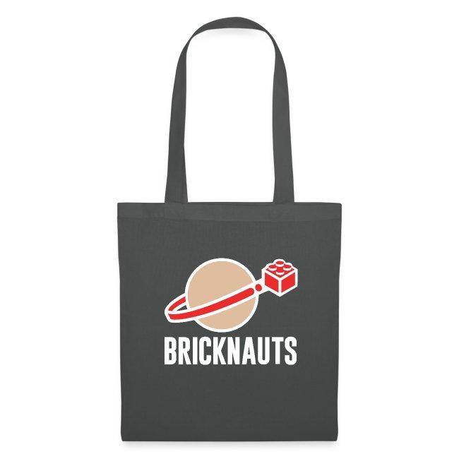 Borsa shopping Bricknauts in stoffa