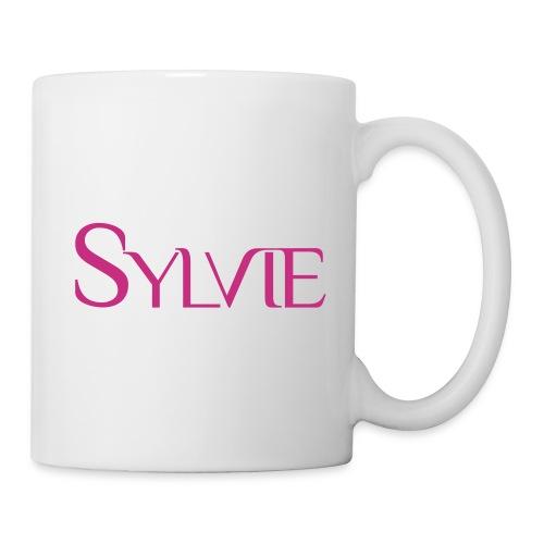 Mug Sylvie  - Mug blanc
