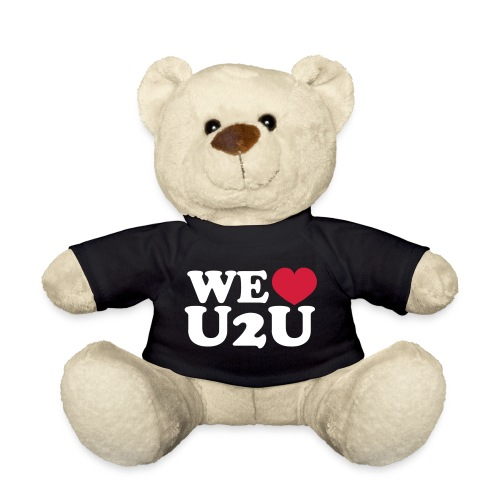 The U2U Bear - Teddy