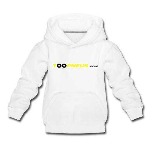 Sweatshirt capuche Toopneus - Pull à capuche Premium Enfant