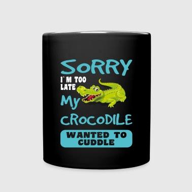 Crocodile Cuddle Tassen & Zubehör - Tasse einfarbig