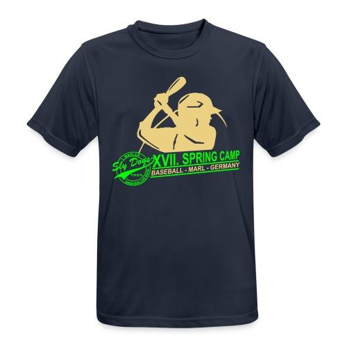 MSD-Camp-2018 - Männer T-Shirt atmungsaktiv