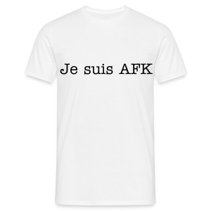 AFK 2 - T-shirt Homme