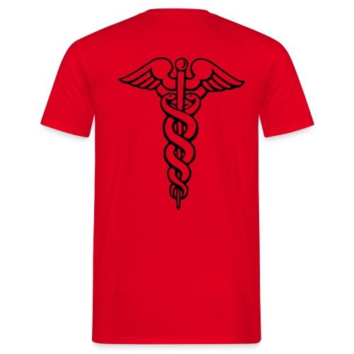 Wing dagger  - Men's T-Shirt