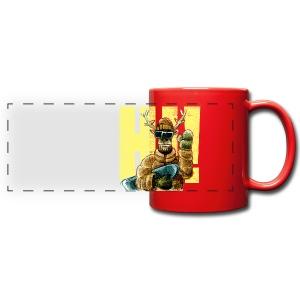 Hi! - Full Color Panoramic Mug