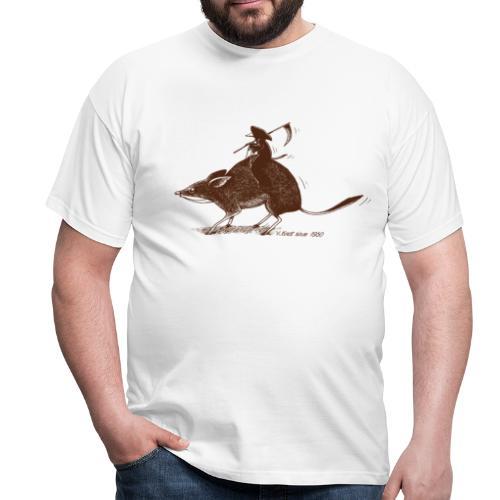 Sven Palmowski Mausetot - Männer T-Shirt