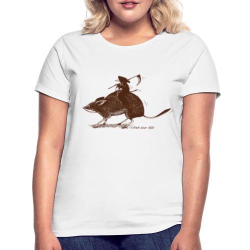 Sven Palmowski Mausetot - Frauen T-Shirt