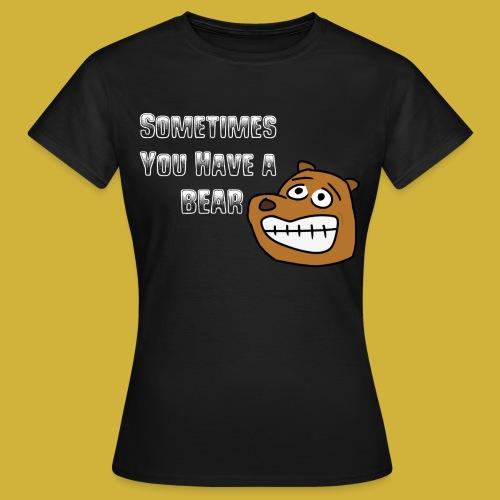 Bear T-Shirt - Womens - Women's T-Shirt