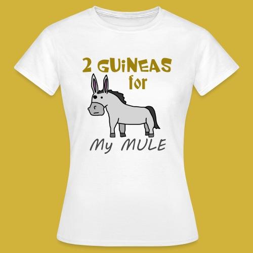 Mule T-Shirt - Womens - Women's T-Shirt