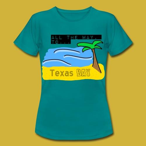 Texas Bay T-Shirt - Womens - Women's T-Shirt