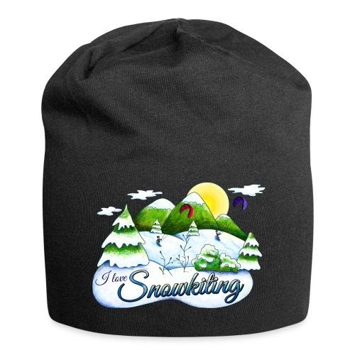 Snowkiting Beanie - Jersey-Beanie