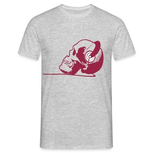 Totenkopf Männer t-Shirt - Männer T-Shirt