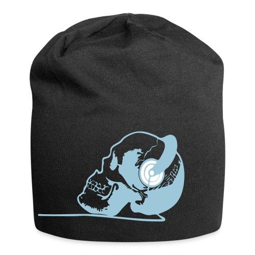 Totenkopf Mütze - Jersey-Beanie