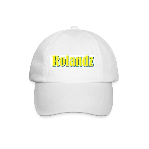Rolandz - Keps Vit - Basebollkeps