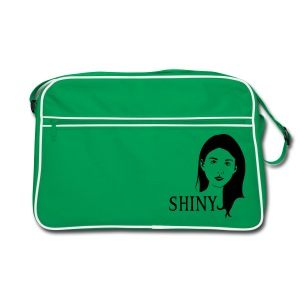 Kaylee - Shiny Retro Bag - Retro Bag