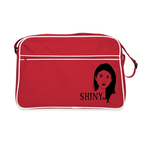 Kaylee - Shiny Retro Bag - Retro Bag