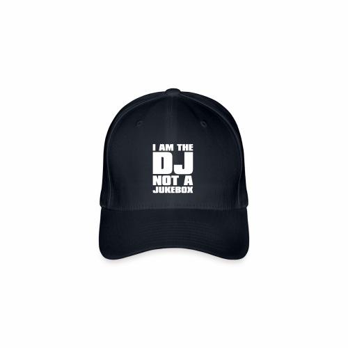 I Am The DJ Not A Jukebox - Flexfit Baseballkappe