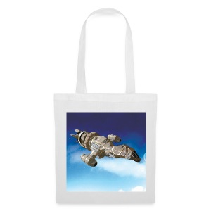 Serenity Ship - Animation - Tote Bag