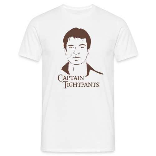 Mal - Tightpants  - Men's T-Shirt