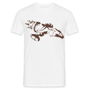 Serenity Ship - Original  - Men's T-Shirt