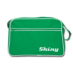 Shiny - Text - Retro Bag