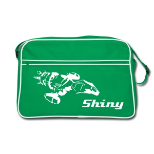 Serenity Ship - Shiny Retro - Retro Bag
