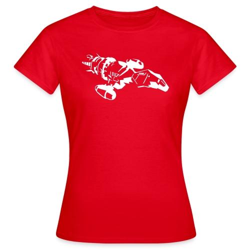 Serenity Ship - Original  - Women's T-Shirt